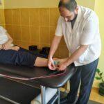 Elektroterapija noge